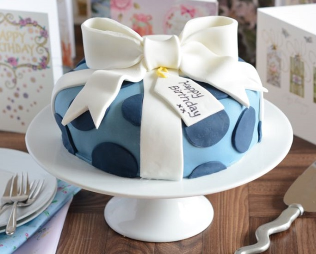 Simple Girl Birthday Cake Ideas