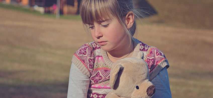 How to Deal with an Anxious Child