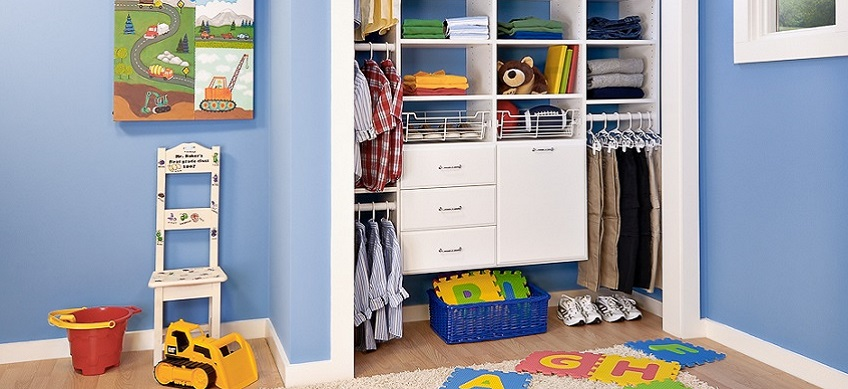 10 Tips for Organizing Your Child's Closet