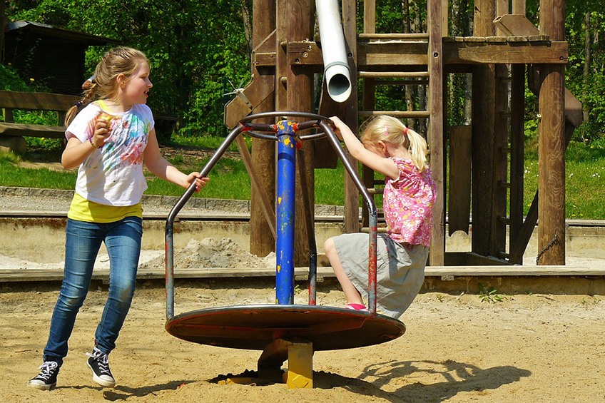 6 Steps To Keeping Your Child Safe On The Playground Froddo