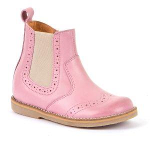 Děti kotníková obuv Chelys Brogue picture